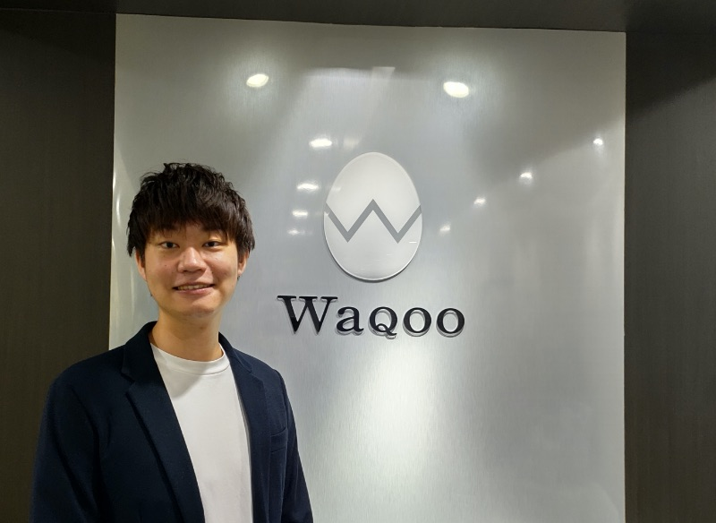 株式会社Waqoo 上見太誠様